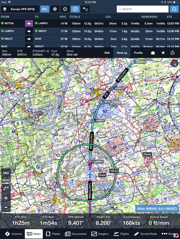 ForeFlight launches navigation app for Europe | Londra'da iş