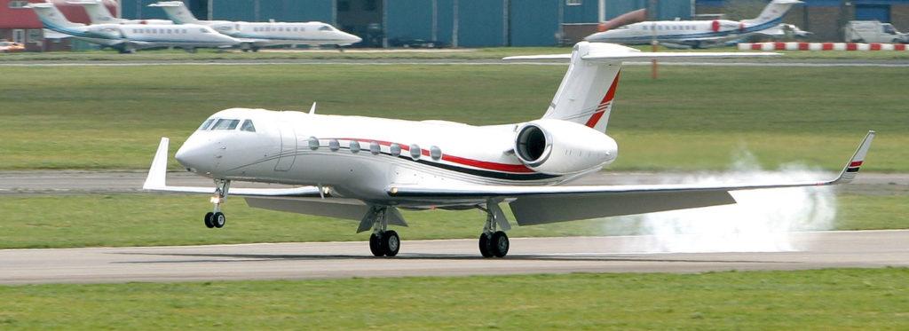 Бизнес авиация в Лондоне Великобритания